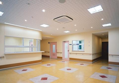 有沢橋病院 外来診療棟画像02