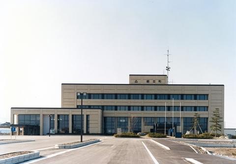 朝日町庁舎画像01