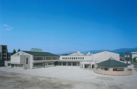 滑川市立早月中学校画像01