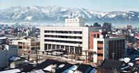 福光町庁舎(福光行政センター)の竣工実績