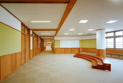 南砺市立城端小学校画像05