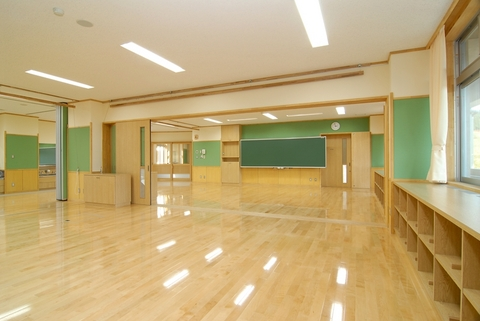 富山市立樫尾小学校画像05