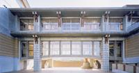 魚津市立片貝小学校・保育園複合施設の竣工実績