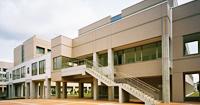 富山県立大学 生物工学科棟の竣工実績