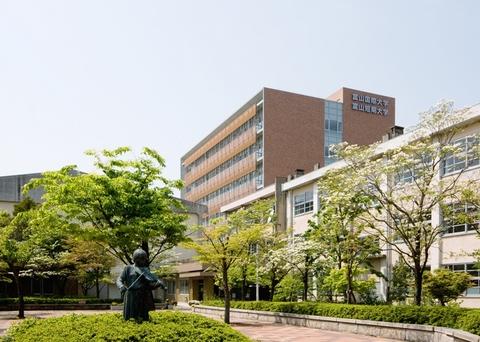 富山国際大学 E館子ども育成棟画像01