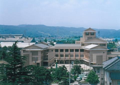 富山市立大沢野小学校画像01