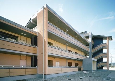 公営住宅笹津団地 1号棟~4号棟画像02