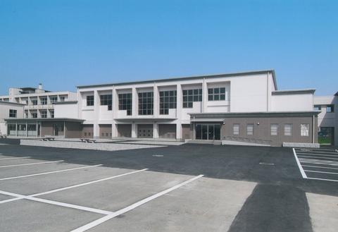 富山市立城山中学校画像03