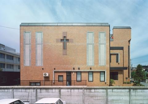 日本キリスト教団 富山鹿島町教会画像02