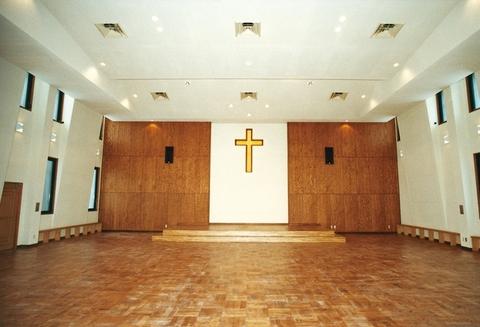 日本キリスト教団 富山鹿島町教会画像03