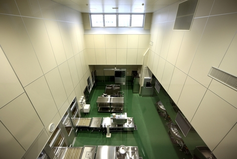立山町学校給食センター画像04