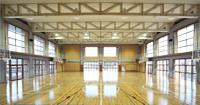 立山町立 立山北部小学校 屋内運動場の竣工実績