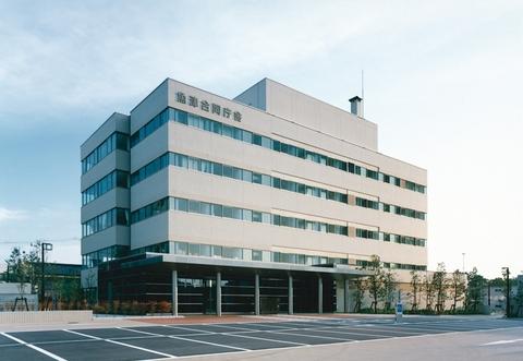 魚津合同庁舎画像01