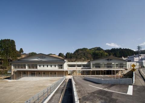 富山市立山田小学校・中学校画像02