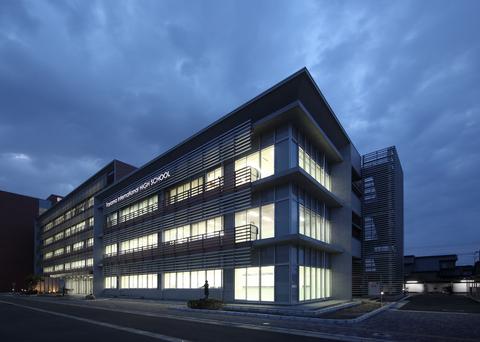 学校法人富山国際学園 富山国際大学付属高等学校画像01
