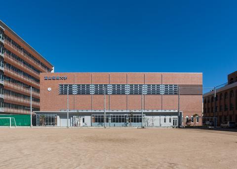 学校法人富山国際学園 富山短期大学  講義棟・ホール棟画像02