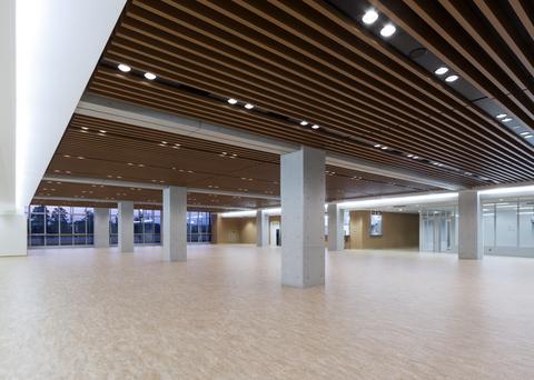 学校法人富山国際学園 富山短期大学  講義棟・ホール棟画像04