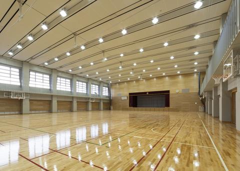 学校法人富山国際学園 富山短期大学  講義棟・ホール棟画像05