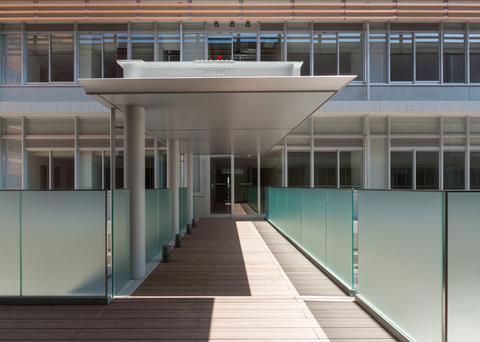 学校法人富山国際学園 富山短期大学  講義棟・ホール棟画像06