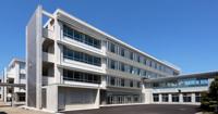 富山県立高岡工芸高等学校 建築電気土木棟の竣工実績