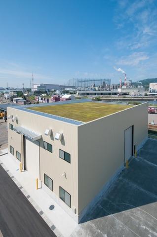 TEKリサイクルセンター 高岡増築工事画像03