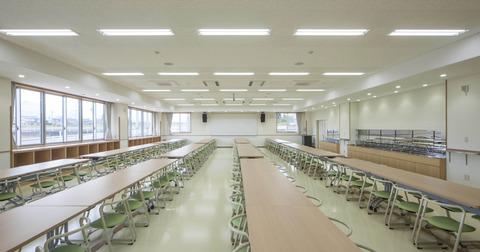 立山北部小学校 校舎改築工事画像05