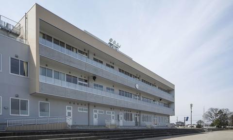 立山北部小学校 校舎改築工事画像02
