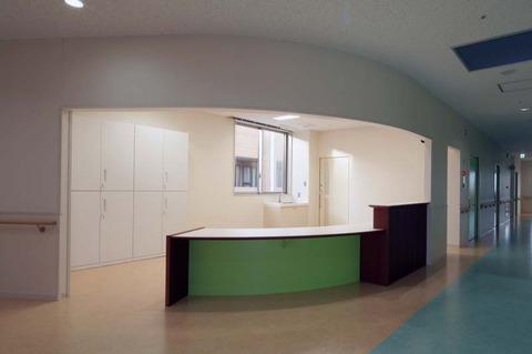 藤木病院増築工事画像03