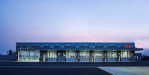 株式会社アイザック・トランスポート 整備工場画像02