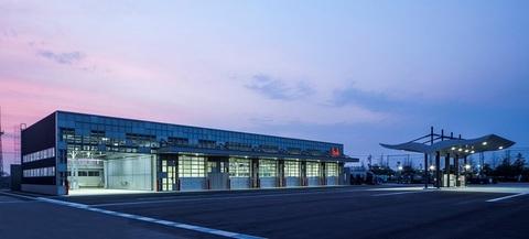 株式会社アイザック・トランスポート 整備工場画像03