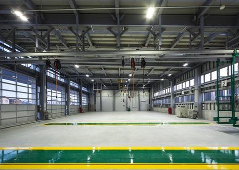 株式会社アイザック・トランスポート 整備工場画像05