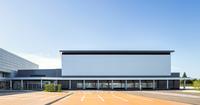 富山産業展示館 新展示場の竣工実績