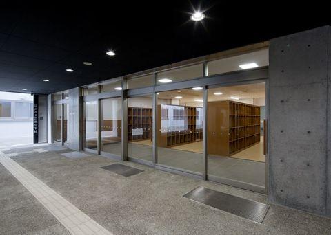 富山市立 岩瀬中学校画像04