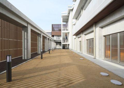 富山市立 岩瀬中学校画像06