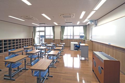 学校法人片山学園 片山学園初等科画像05